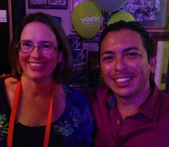 Elaine and Brian Solis
