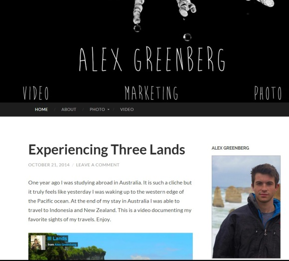 Alex Greenberg